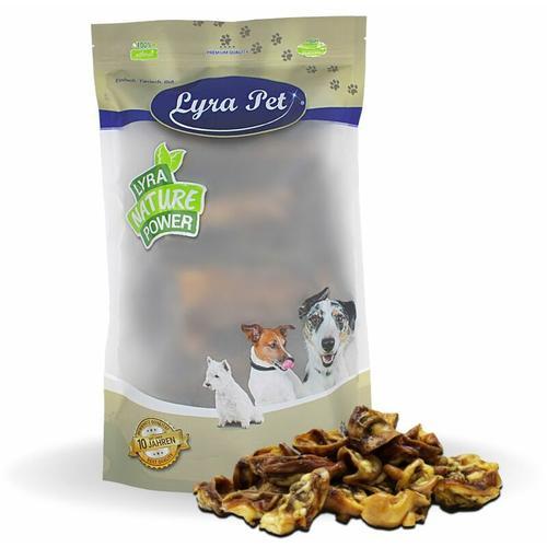 10 kg ® Schweineohrmuscheln - Lyra Pet