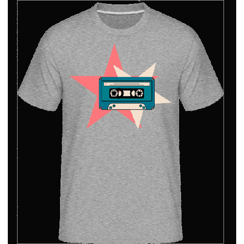 Cassette Tape - Shirtinator Männer T-Shirt