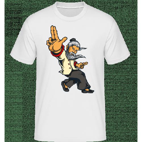 Kungfu Shifu - Shirtinator Männer T-Shirt