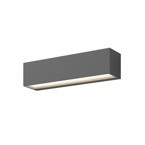 Tilde - längliche LED-Wandlampe für außen mit IP65