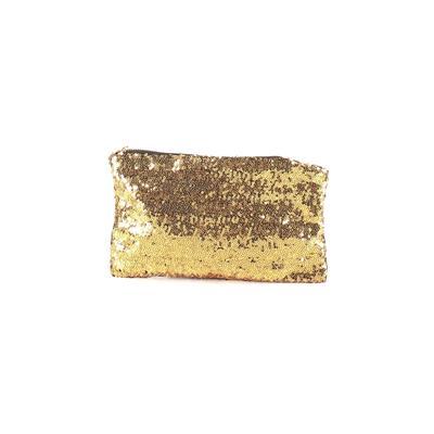 Clutch: Gold Bags
