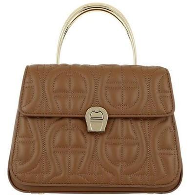 Aigner Genoveva Handle Bag