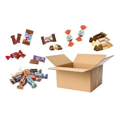 Boxes gourmandes : 100 pièces / x2