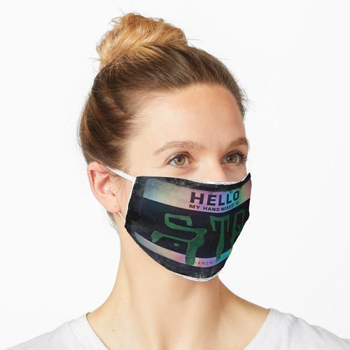 STO Eierschale Maske