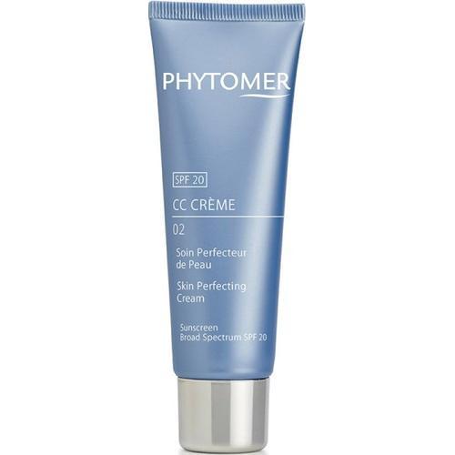 Phytomer CC Crème 02 Soin Perfecteur de Peau 50ml CC Cream