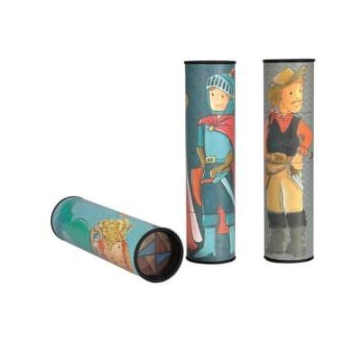 Egmont Toys - Kaleidoscope Knight & Princess Traditional Vintage Style Wood & Metal Kids Toys & Games