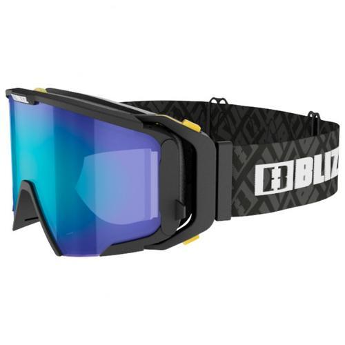 Bliz - Switch Nano Optics S3 VLT 16% - Skibrille schwarz/blau