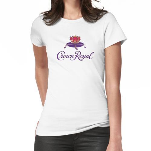 Der Crown Canada Whisky Frauen T-Shirt