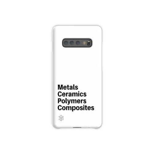 Werkstofftechnik Samsung Galaxy S10 Plus Case