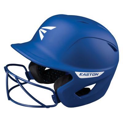 Easton Ghost Adult Matte Fastpitch Batting Helmet Royal