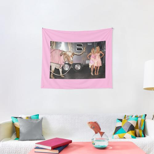 The Simple Life Wall Tapestry