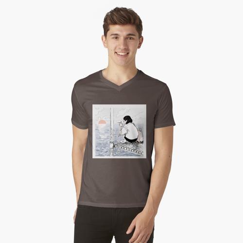 Hafen Tomppa t-shirt:vneck