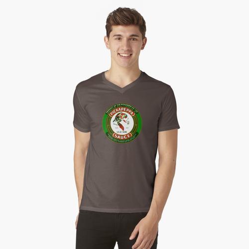 PICKAPEPPA t-shirt:vneck