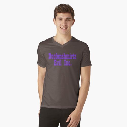 DER T-SHIRTINATOR! t-shirt:vneck