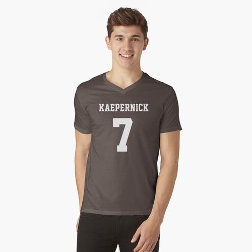Kaepernick t-shirt:vneck