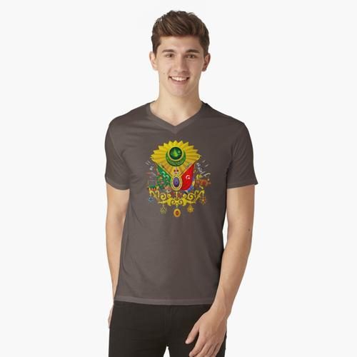 Osmanli-Armasi t-shirt:vneck