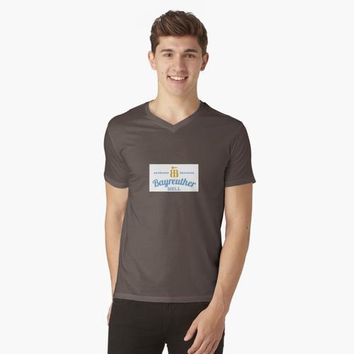 Bayreuther t-shirt:vneck