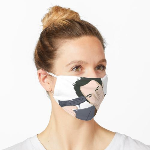 Tarantino Maske
