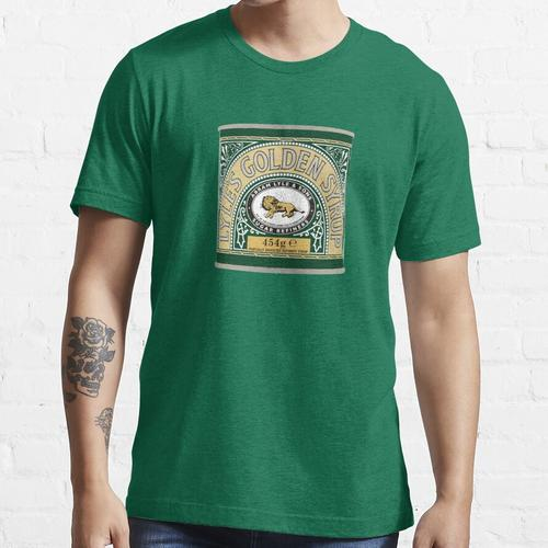 Ikone Lyles goldener Sirup-Zinnentwurf Essential T-Shirt