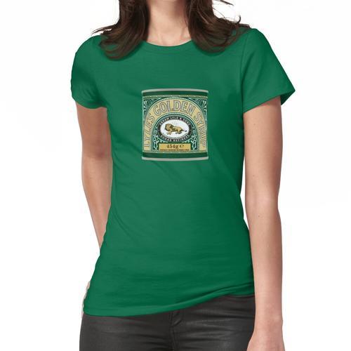 Ikone Lyles goldener Sirup-Zinnentwurf Frauen T-Shirt
