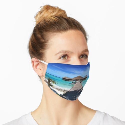 Malediven Maske