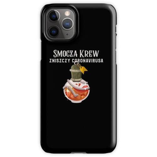 Smocza Krew Zniszczy Koronawirusa iPhone 11 Pro Handyhülle
