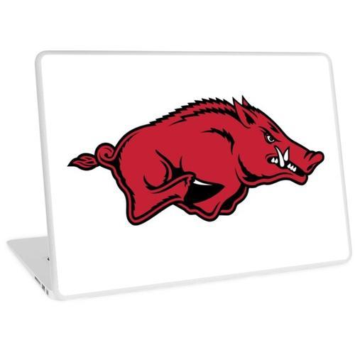 Arkansas Razorback Laptop Skin