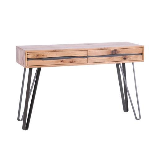 La Casa »Hanoi II« Konsole Metall/Holz