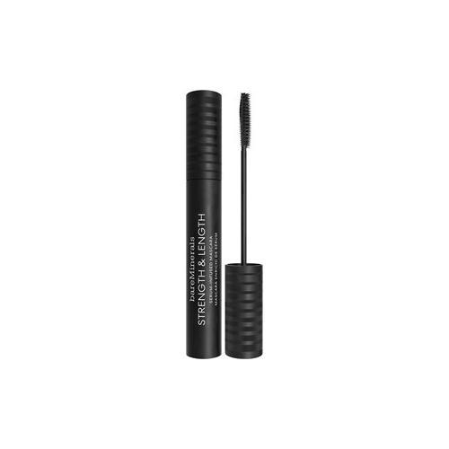 bareMinerals Augen-Make-up Mascara Strength & Length Serum-Infused Mascara Black 8 ml