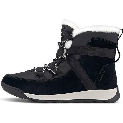 Sorel, Winter-Boots Whitney Ii Flurry in schwarz, Boots für Damen Gr. 38