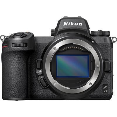 Nikon Z 7II FX Format Mirrorless Camera Body Only