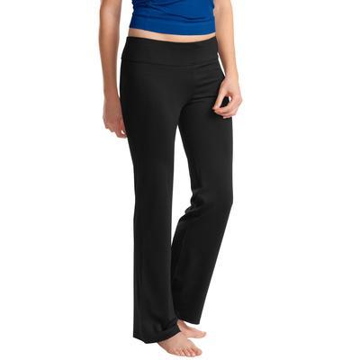 Sport-Tek LPST880 Women's NRG Fitness Pant in Black size XL | Polyester/Spandex Blend