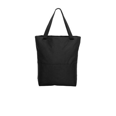 Port Authority BG418 Access Convertible Tote Bag in Black size OSFA   Canvas