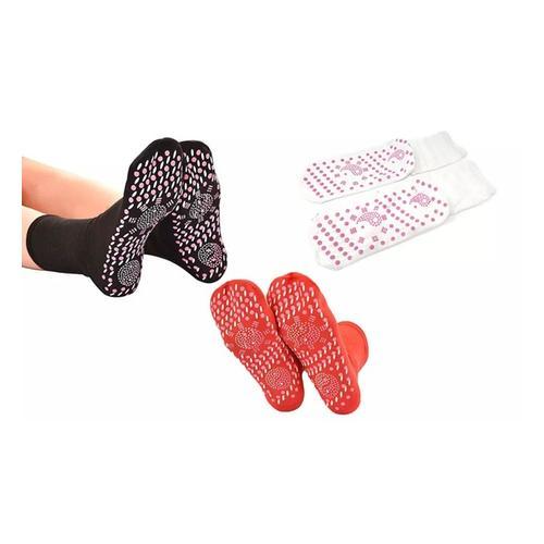 Turmalin-Socken: Weiß/3