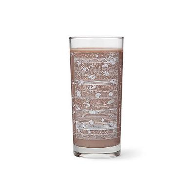 Scientific Core Sample Glass