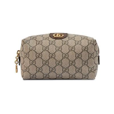 Ophidia GG Cosmetics Case - Metallic - Gucci Cases