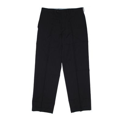 Joseph Abboud Wool Pants: Blue B...