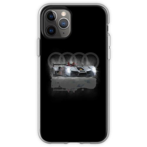 Audi Motoracer Design von MotorManiac Flexible Hülle für iPhone 11 Pro