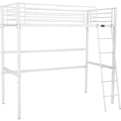 Etagenbetten Alora - 90 x 190 cm - Weiß