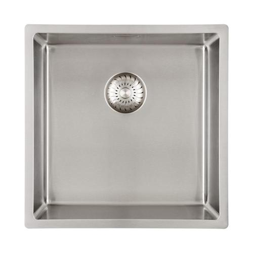 PREMIUM 300 Küchenspüle mit nahtlosem Design-Ablauf B: 44 T: 44 cm PR1178