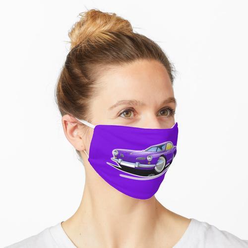 Karmann Ghia Lila Maske