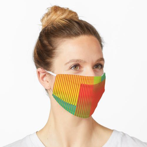 Kinetische Farbe 2 Maske