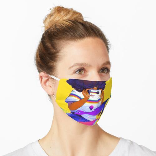 Polychrome Parade Maske