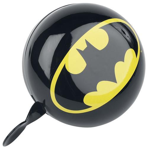 Batman Batman Logo Fahrradklingel Fahrradklingel - schwarz gelb - Offizieller & Lizenzierter Fanartikel