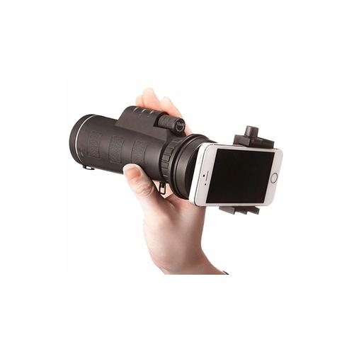 Monokulares Smartphone-Teleskop mit Stativ
