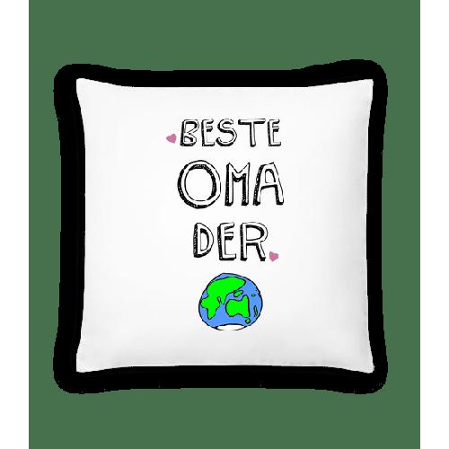 Beste Oma Der Welt - Kissen
