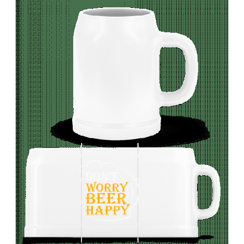 Beer Happy - Bierkrug