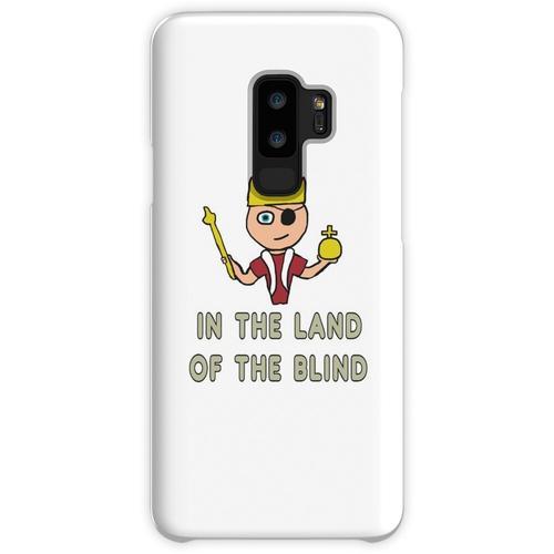 Im Land der Blinden Samsung Galaxy S9 Plus Case