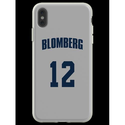 Ron Blomberg Flexible Hülle für iPhone XS Max