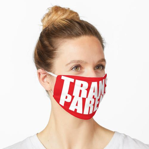 Trans Parent Transparent Maske